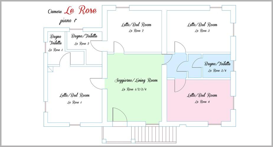 Le Rose4_5piantina